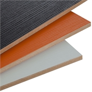 Melteca 16 x 2400 x 1220mm Double Sided Particleboard