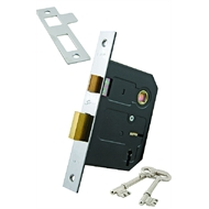 Schlage Fortune Latch Furniture Door Handle Chrome Plated