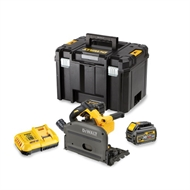 DeWALT 54V XR FlexVolt Plunge Saw Kit
