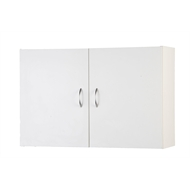 Bedford 900mm White Overhead Cupboard