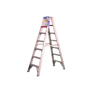 Indalex 2.7m Pro Series Double Sided Step Ladder