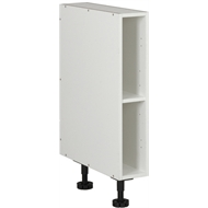 Kaboodle Kitset 150mm Base Carcase White
