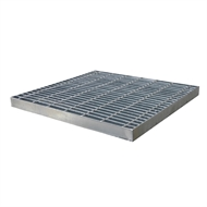 Everhard 541mm Galvanised Easy Drain Series 450 Class A Grate
