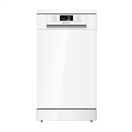 Parmco 450mm White PD45-SLIM-W-1 Dishwasher