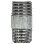 Kinetic 20mm x 40mm Galvanised Barrel Nipple