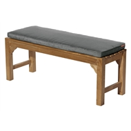Mojo Bench Outdoor Cushion Grey