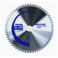 Irwin Professional Circular Saw Blade 60T 254mm
