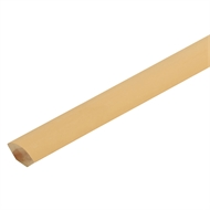 Pineclad 12mm H3.1 Pre Primed Finger Jointed Pine Quad - Per Linear Metre