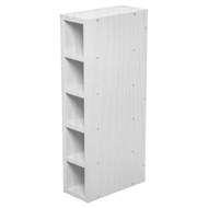 Kaboodle 150mm Provincial White Wine Rack