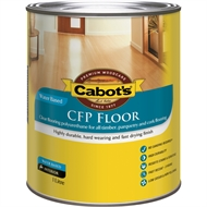 Cabot's 1L Water Based Gloss Clear CFP Floor