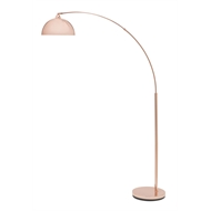 Brilliant 1660mm Copper Grange Floor Lamp