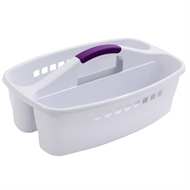 Ezy Storage White Cleaning Caddy