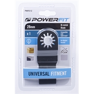 PowerFit Bi-metal Flush Cut 28mm