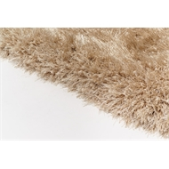 Shaggy Hilton Rug Biscuit 130 x 190CM