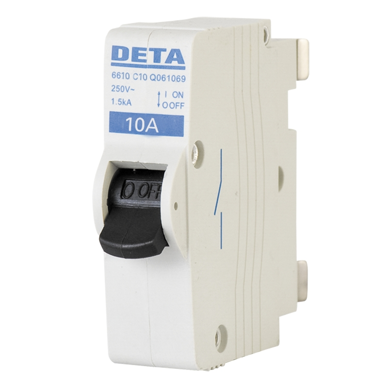 Deta 10Amp Plug In Circuit Breaker | Bunnings Warehouse
