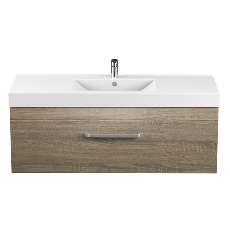 Awesome  Function 900mm Polymarble Floor Vanity FUNCVAN9  Bunnings Warehouse