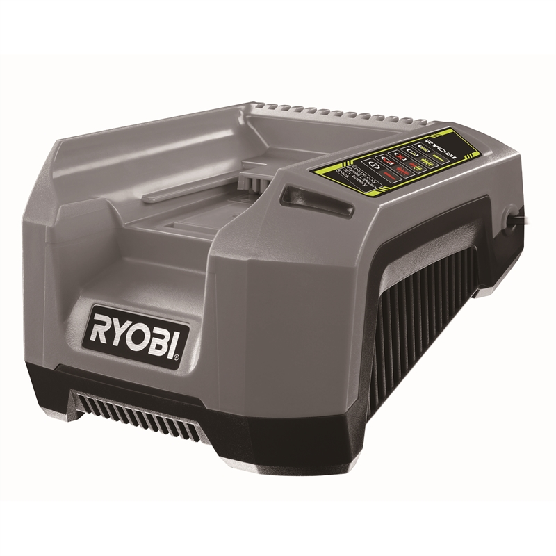 ryobi 36v fast battery charger bunnings warehouse. Black Bedroom Furniture Sets. Home Design Ideas