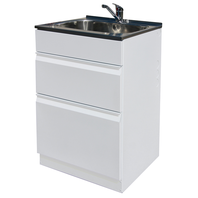 product sales laundry stainless adjustable pty trough ozwide x steel ltd sink cabinet fl tub mm
