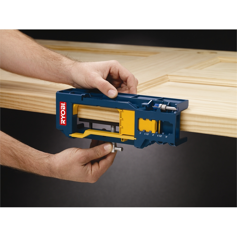 sc 1 st  Bunnings Warehouse & Ryobi Door Hinge Installation Kit | Bunnings Warehouse pezcame.com