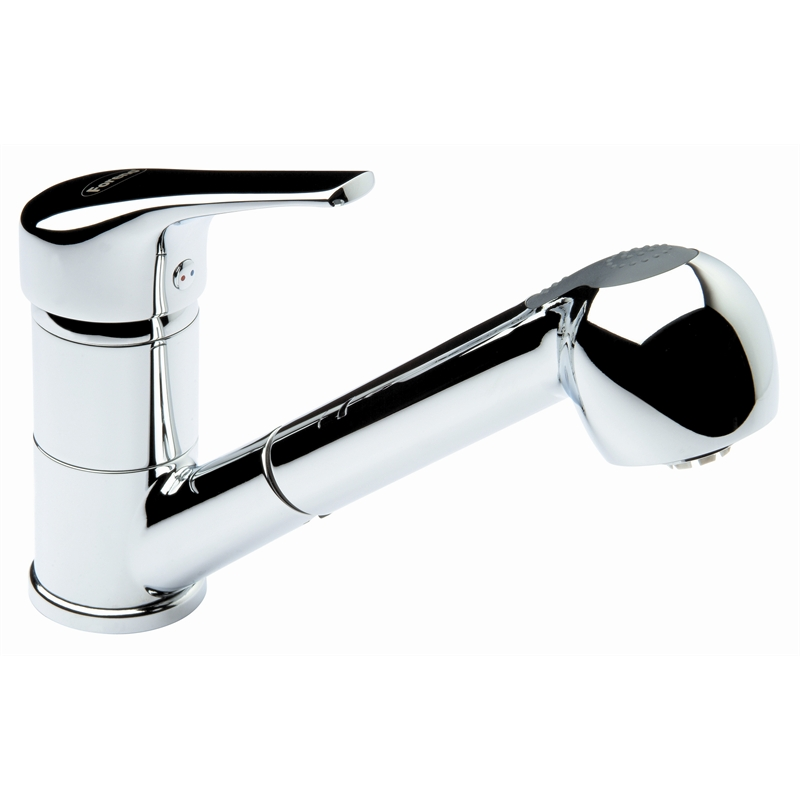 . Foreno Spray Sink Mixer Chrome WELs Mains 4Star   Bunnings Warehouse