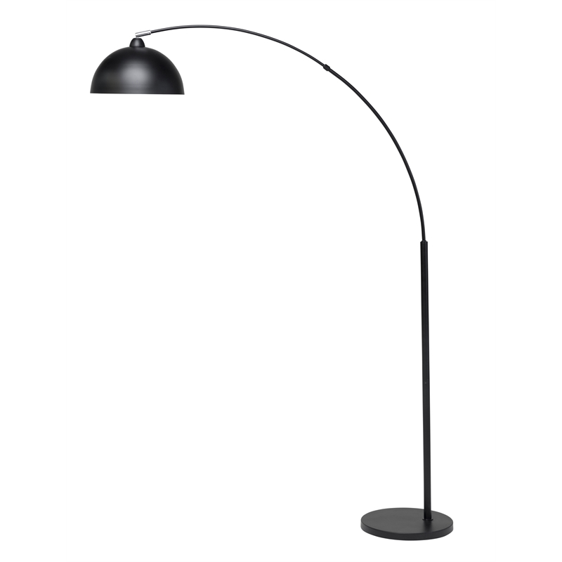 Brilliant lighting 1660mm black grange floor lamp bunnings warehouse mozeypictures Image collections
