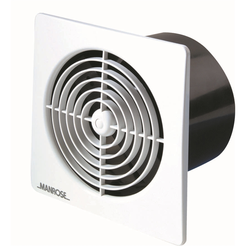 Extractor Quiet Bathroom Extractor Fans