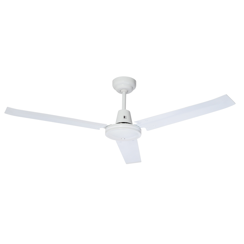 High Velocity Fan Blade : Arlec cm white blade high velocity ceiling fan