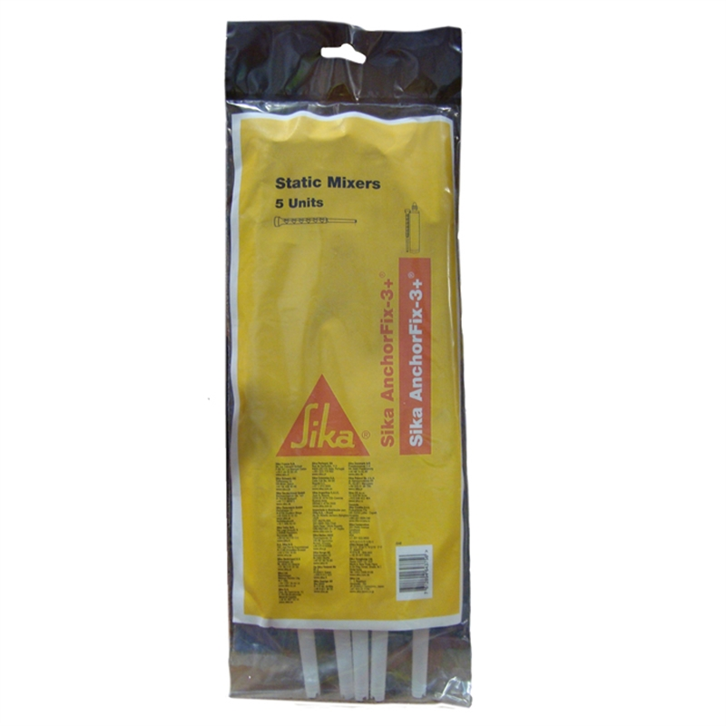 Sika sikadur anchor fix 3 static mixers 5pk bunnings - Sika anchorfix 3 ...