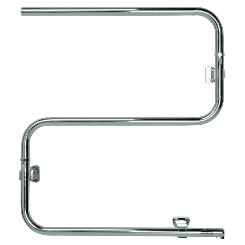 Goldair 3 Bar Heated Towel Rail Stainless Steel Sku