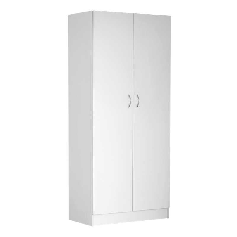 Flatpax 2 door cupboard 800mm white sku 00258524 Pantry 800mm