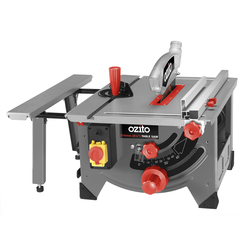 Ozito 1200w Benchtop Table Saw Bunnings Warehouse