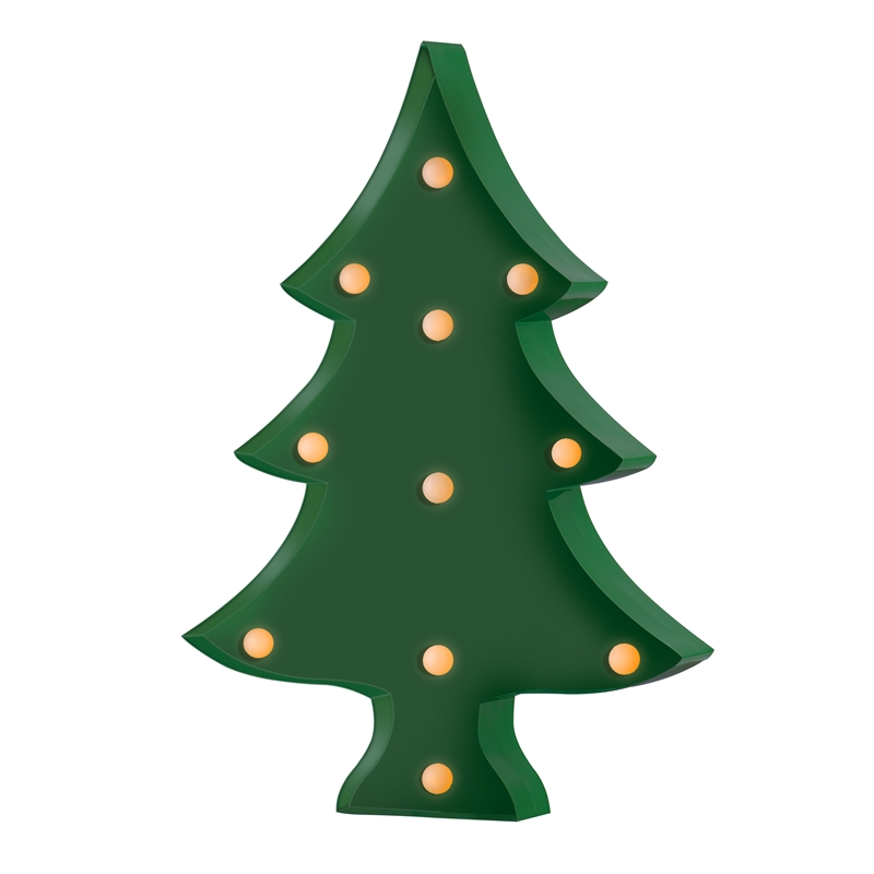 Arlec Battery Operated Christmas Tree With LED Lights