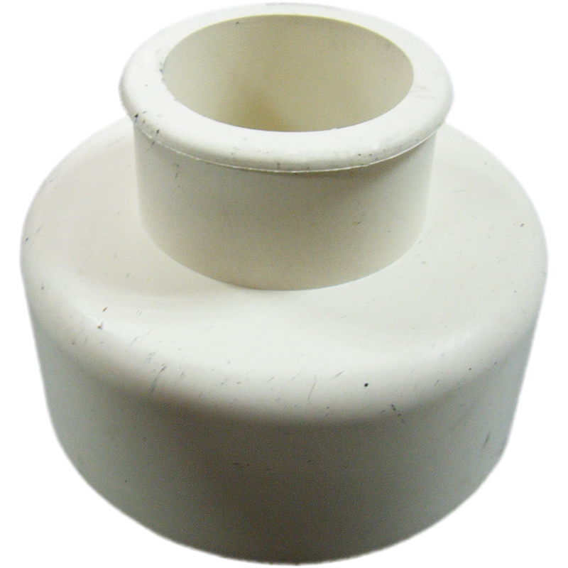 Kinetic Flush Pipe Connector 38mm White