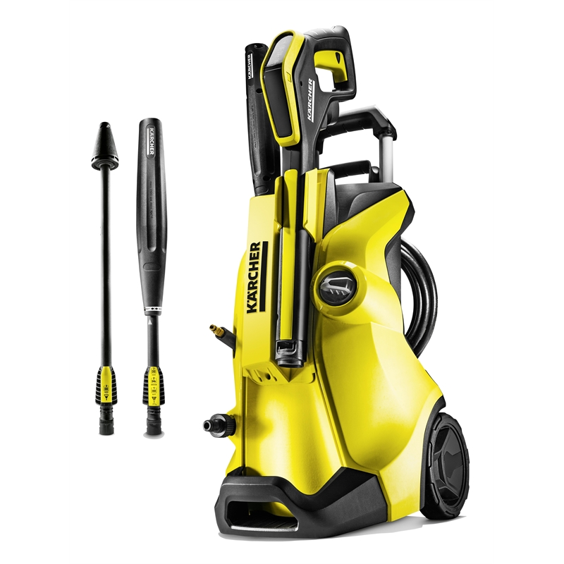 karcher k4 premium full control water blaster bunnings. Black Bedroom Furniture Sets. Home Design Ideas