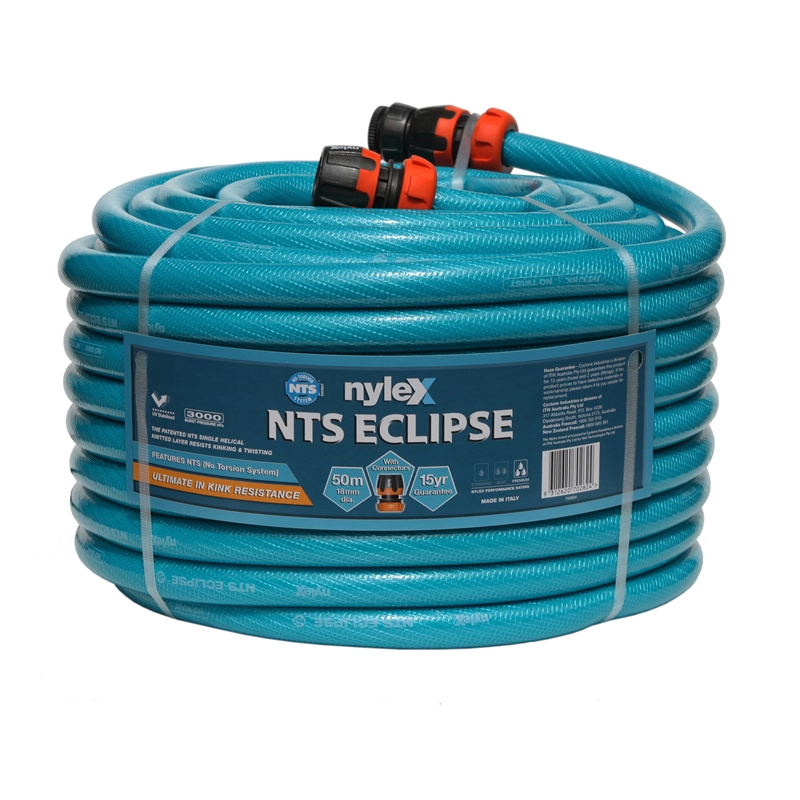 Nylex Never Kink 18mm X 50m Garden Hose Bunnings Warehouse
