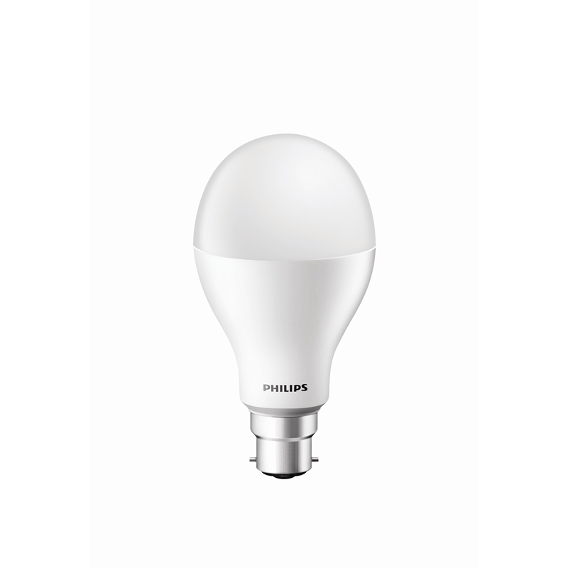 philips led bulb 18w bc cool daylight bunnings warehouse. Black Bedroom Furniture Sets. Home Design Ideas