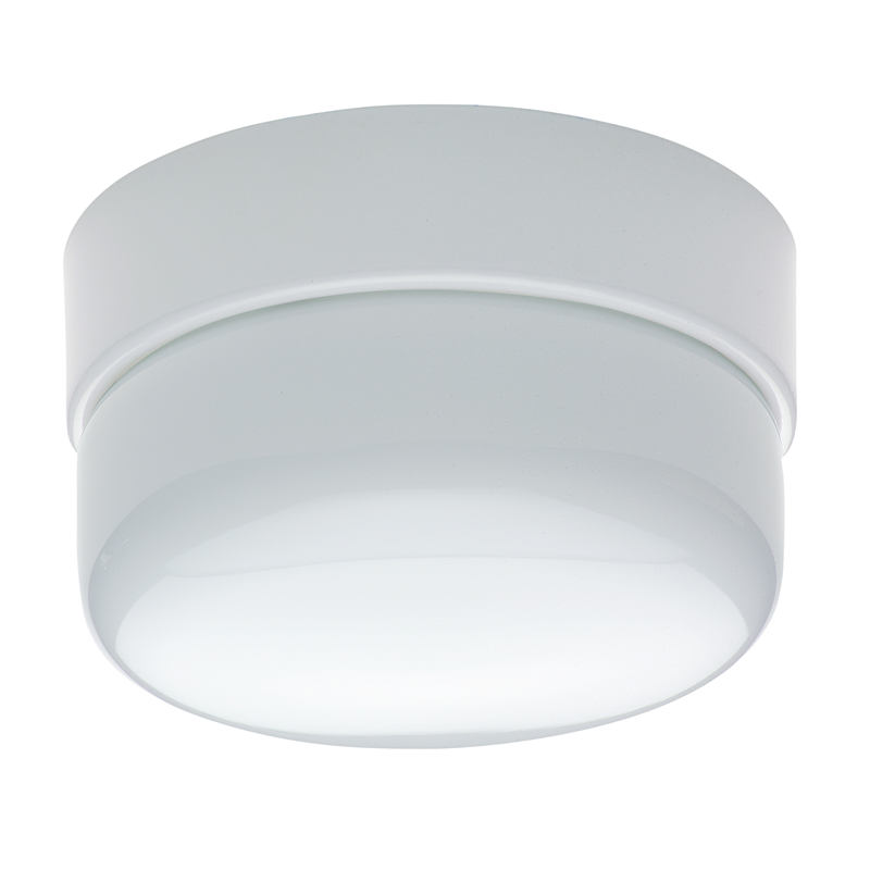 Ceiling Lights At Bunnings : Arlec w white clipper ceiling fan light bunnings warehouse