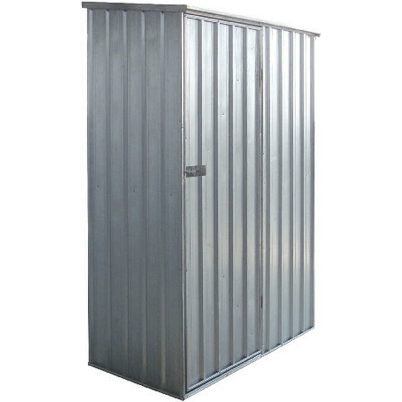 pinnacle 15 x 08 x 19m zinc garden shed - Garden Sheds Nz