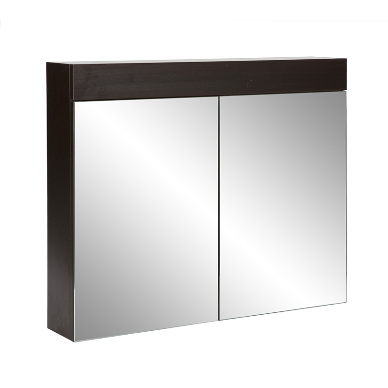 stein bathroom cabinet wenge 750x620mm bunnings warehouse