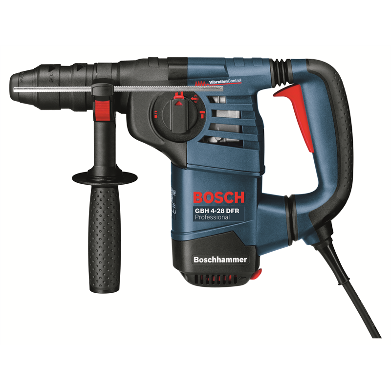 bosch professional gbh 4 28 dfr compact rotary hammer drill. Black Bedroom Furniture Sets. Home Design Ideas