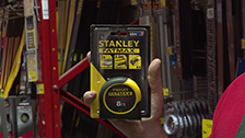 About Stanley FatMax 8m Tape Measure