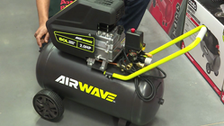 About Ryobi-Airwave 2.0HP Air Compressors