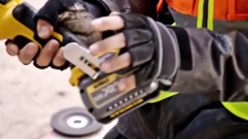 About Dewalt 54V 125mm Angle Grinders