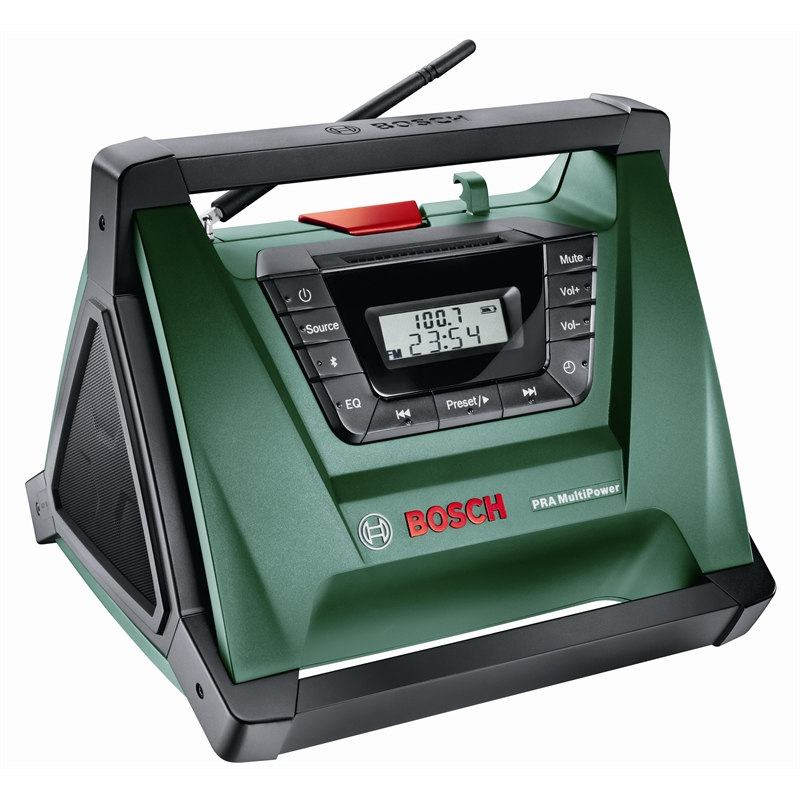 bosch outdoor radio