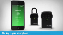 About Master Lock Bluetooth Wall Mount Key Safe