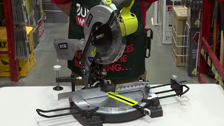 About Ryobi 1800W 254mm Corded Laser Compound Mitre Saws